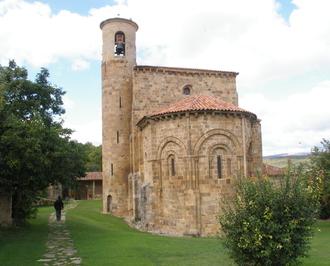 Colegiata de San Martín de Elines