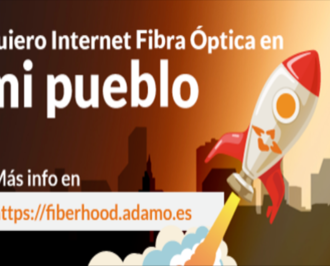 INTERNET, FIBRA OPTICA EN VALDERREDIBLE