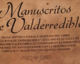 'Los Manuscritos de Valderredible'
